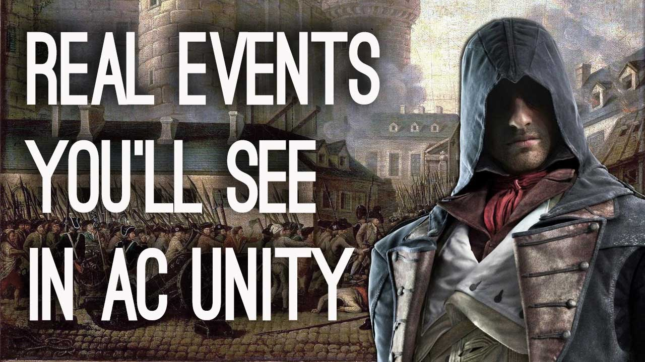 4 Real-life Events You'll See in Assassin's Creed Unity