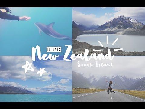 New Zealand // South Island Road Trip ✈️