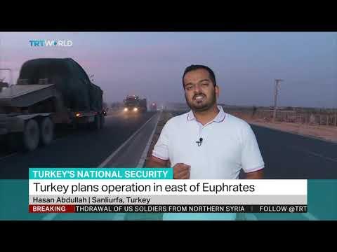 Turkish military readies