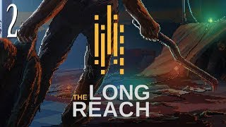 LUCES DE COLORES - The Long Reach - EP 2