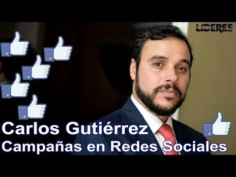 Entrevista con Carlos Gutiérrez, gurú de las redes sociales.