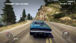 GRID 2 Gameplay #8 | 1080P HD/EN/PC | Dodge Charger RT