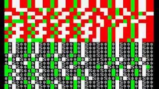 Telegiffer  2007  - Html Animated Gif Glitch Experiment