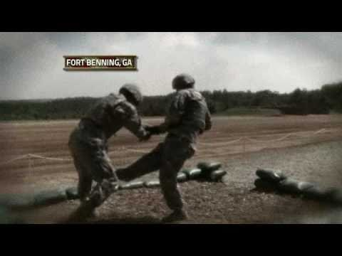 Military Combatives MMA - 2010 Close Combat:  Heavyweights  - The Pentagon Channel
