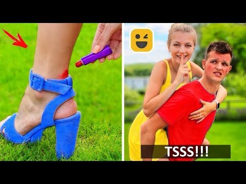 FUNNY DIY PRANKS! Simple DIY Pranks on Friends & Family!