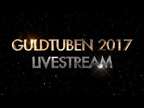 Guldtuben 2017 - LIVE fra Royal Arena