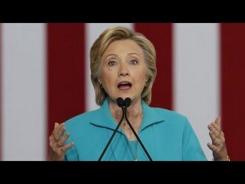 Trump campaign blasts Clinton's 'gutter politics' on racism