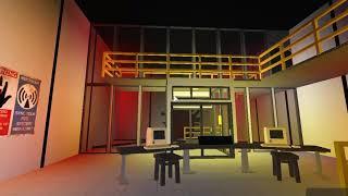 Fremde Dinge 3 besondere    Hawkins Lab Tour    Roblox Bloxburg