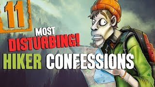 11 Creepy Confessions by Hikers and Hunters! - Darkness Prevails
