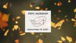 FRPC  September 19, 2021