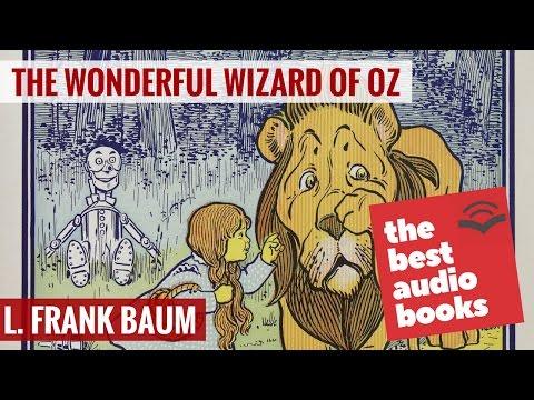 The Wonderful Wizard of Oz by L. Frank Baum - Audiobook - Fairy Tale - Novel