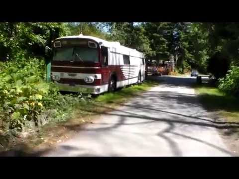 tour of kamp klamath in northern california