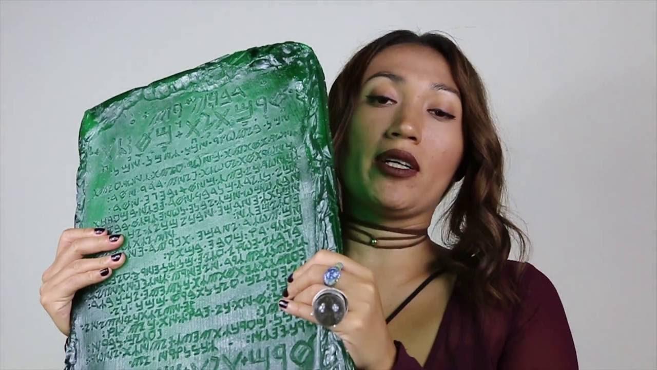 Emerald Tablet Of Thoth Hermes Trismegistus Giveaway A