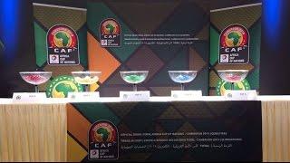 قرعة تصفيات كأس افريقيا بالكاميرون 2019 و هذه هي نتائجها