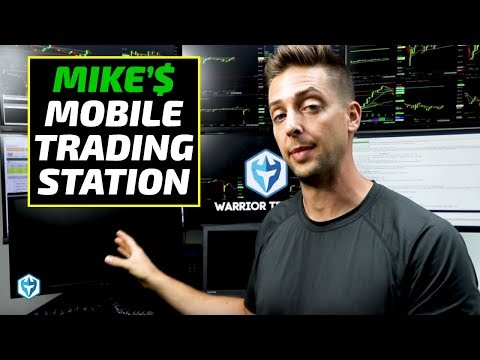 Mike's Mobile Trading Station