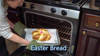 Italian Grandma Makes Easter Bread