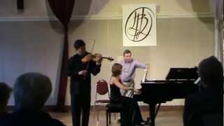 George Gershwin/ Jascha Heifetz : Suite,