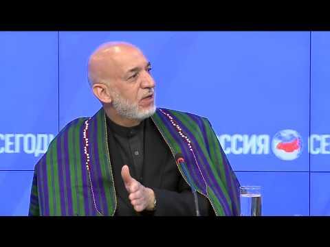 РСМД Будущее Афганистана и интересы России. Пресс-конференция Хамида Карзая и Игоря Иванова