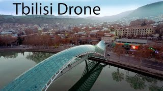 Tbilisi, Georgia Drone Flight