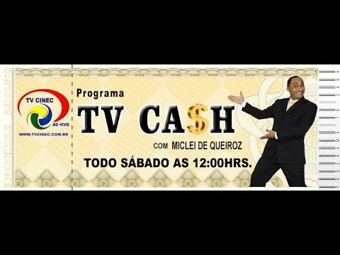 TV CASH ESPECIAL DE NATAL