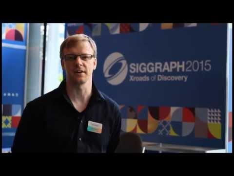 SIGGRAPH 2015 -