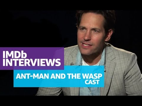 How Paul Rudd and Peyton Reed Upped the Comedy in AntMan and the Wasp