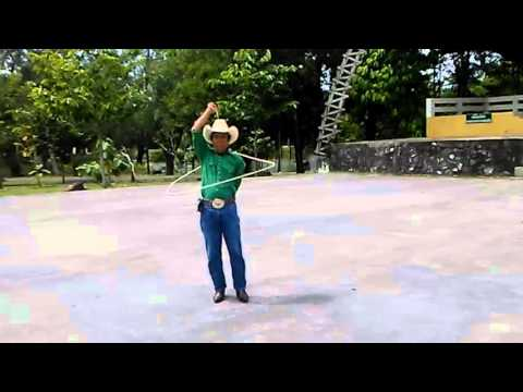 Cowboy rope tricks