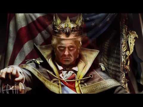 Donald Trump Rising 2016