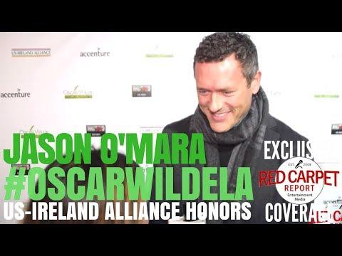 Jason O'Mara ed at the Oscar Wilde Awards ☘️ at Bad Robot OscarWildeLA 