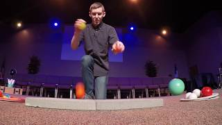How Good Is Jeremy the Juggler?
