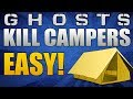 "Call Of Duty Ghosts Tips & Tricks: ""Kill Campers Easy!"" - (COD Ghosts Multiplayer)"
