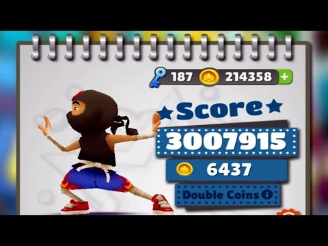 Subway Surfers Bangkok Android Gameplay #9