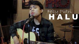 Feby Putri - Halu (Syah cover)