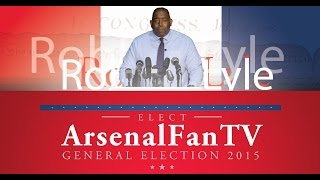 AFTV Party Political Broadcast | Vote Now!!!!