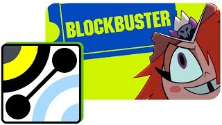 111-Pizza Party Podcast - BlockBuster Memories inside LONG GONE GULCH Sparks Sabers