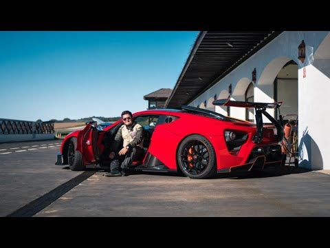 RACING & REVIEWING: THE FULL ZENVO TS MODEL LINEUP
