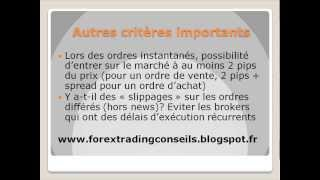 Trading: Comment choisir son broker Forex? Conseils