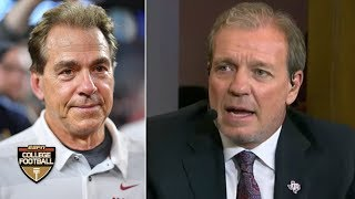 Jimbo Fisher previews Texas A&M's season, matchup vs. Alabama and Nick Saban | College Football Live