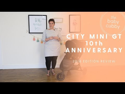 Baby Jogger City Mini Gt Anniversary Stroller Review Youtube