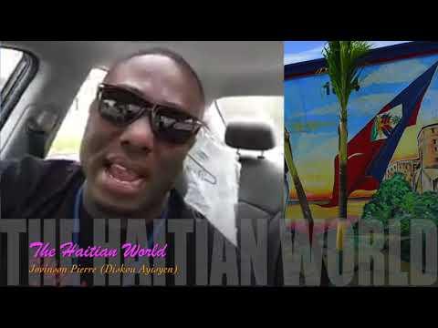 """""""The Haitian World """"Jovinson parle de l'education d'un peuple.."""
