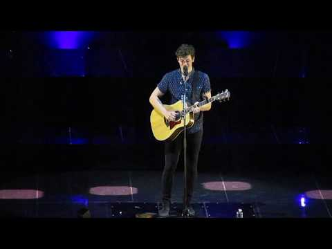 Shawn Mendes Medley (Dublin) - I Don't Even Know Your Name/Aftertaste/Kid In Love
