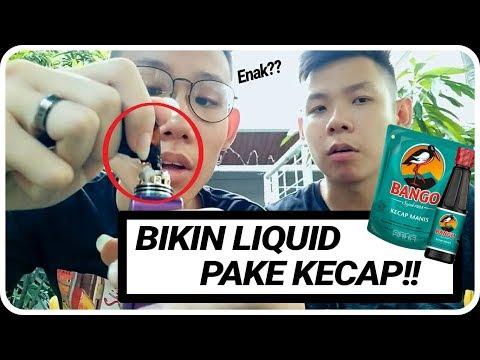 BIKIN LIQUID SENDIRI PAKE KECAP !!!