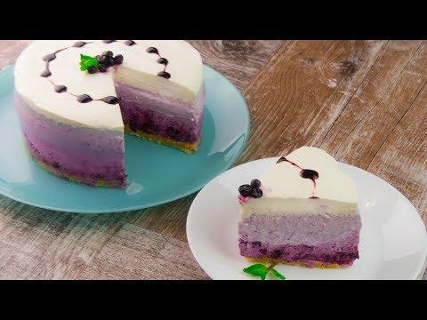 cheesecake-au-fromage-et-aux-myrtilles---le-dessert-le-plus-fin,-sain-et-appétissant-jamais-mangé-!