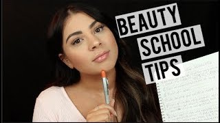 10 TIPS FOR BEAUTY SCHOOL STUDENTS | COSMETOLOGY SERIES