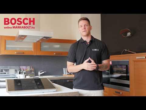 Törésmentes főzőlap, nyugodt főzés - Bosch PKN645FP1E kerámia főzőlap bemutató videó