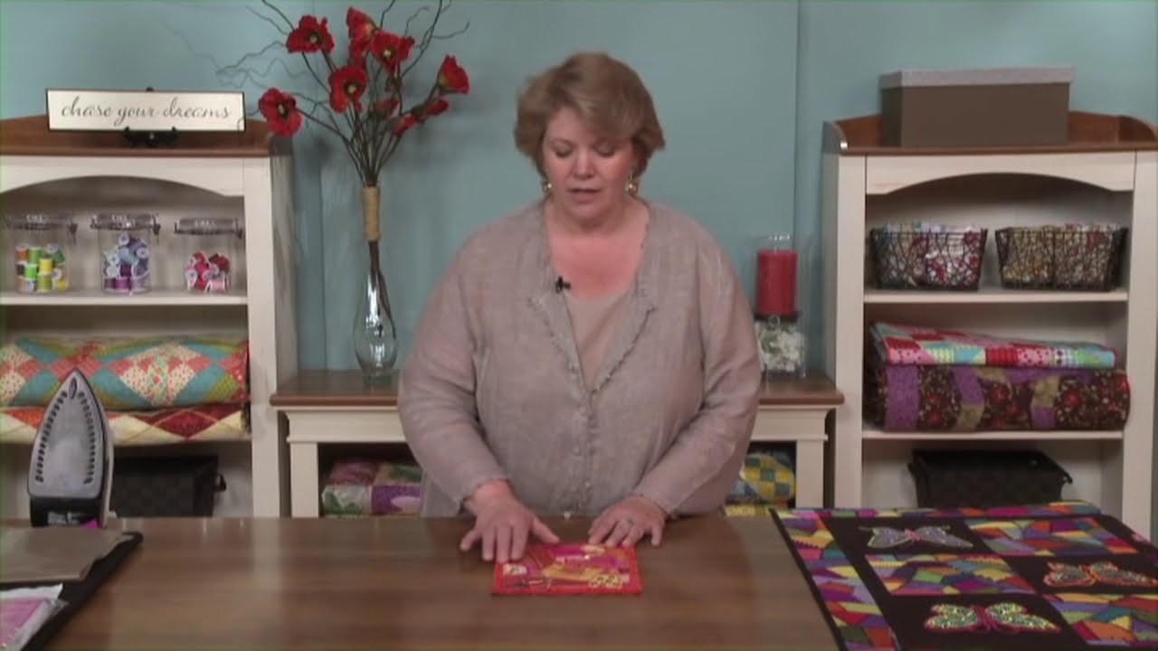 Deconstructed Crazy Quilt Technique | National Quilters Circle ... : quilting videos on youtube - Adamdwight.com