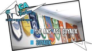 [SPORT] 50 ans ASJ SOYAUX - Football Féminin  / CA Tourne