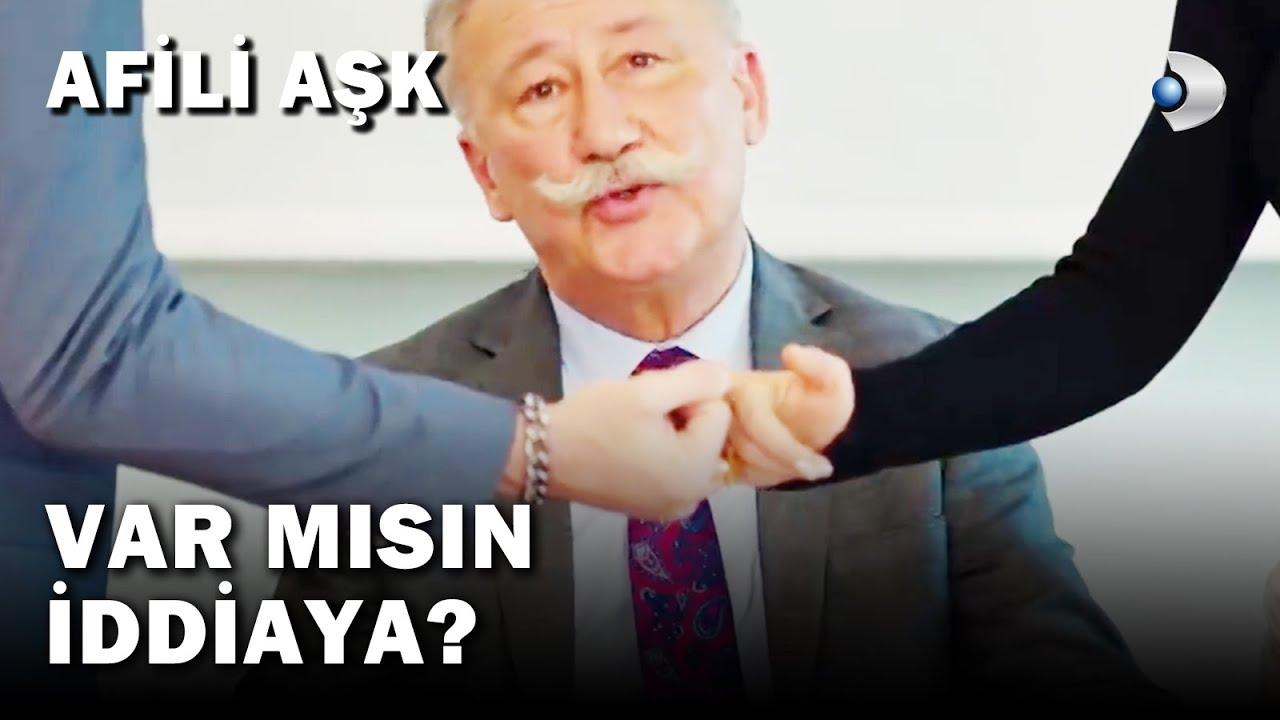 Kerem Ve Ayşe Tasarımlar İçin Anlaşamadı! - Afili Aşk 33.Bölüm