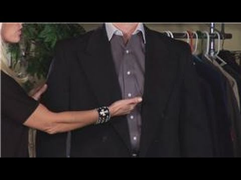 Men's Fashion : How To Wear A Double Breasted Suit