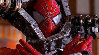 Spider-Man vs Doctor Octopus - Bank Fight Scene - Spider-Man 2 (2004) Movie Clip HD